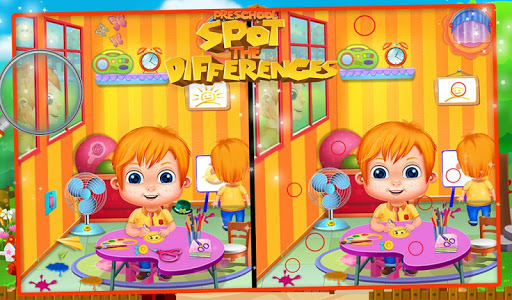 Preschool Spot The Difference v1.0.2