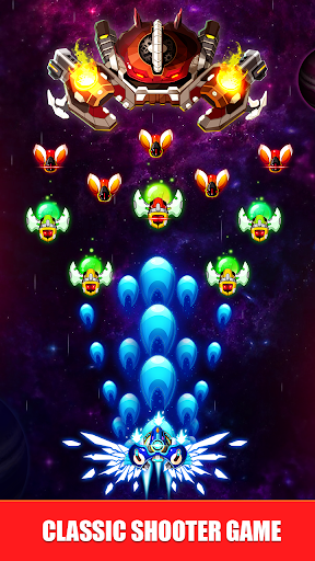 Galaxy Shooter - Space Attack 2.9 screenshots 5
