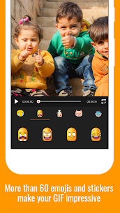 GIF Maker PRO Video to GIF, GIF Editor MOD APK [Features Unlocked] 6