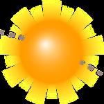 Sun Position Icon