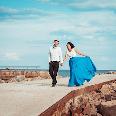 Wedding photographer Tatyana Godovanec (Ellaija). Photo of 29.07.2015