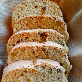 Pistachio Oatmeal Bread
