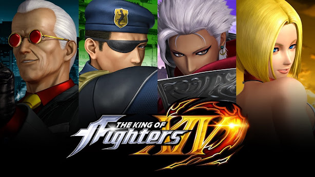 [The King of Fighters XIV] เผยตัวละคร DLC ชุดใหม่ล่าสุด!