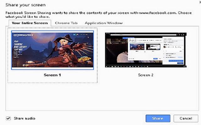 LivetutorEdu ScreenShare Extension