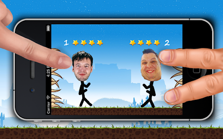 Stickman Put Your Face Warrior 1.0 screenshot 129950