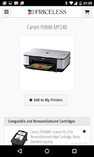 Priceless Ink & Toner- screenshot thumbnail