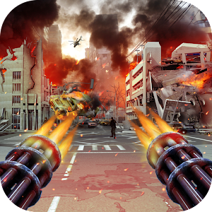 US ARMY: GUNNER BATTLE CITY for PC and MAC