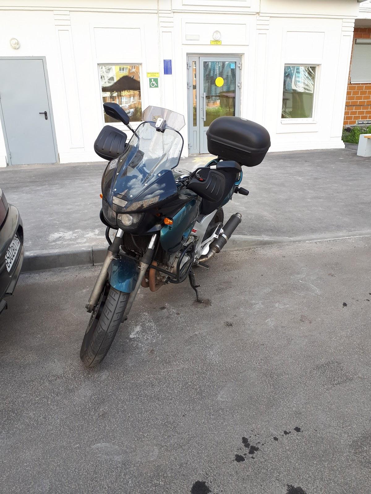 Yamaha TDM 850-2