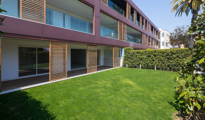 Apartment with terrace and pool Saint-Jean-Cap-Ferrat
