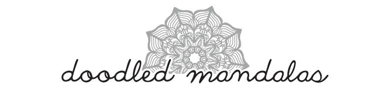 Doodled Mandalas by Angelica Suarez