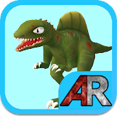 AR Jurassic Dino for kids