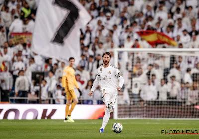'Belgen-loos' Real wint zuinig in Alaves, hoofdrol voor Sergio Ramos