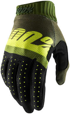 100% Men's Ridefit Full Finger Gloves alternate image 0