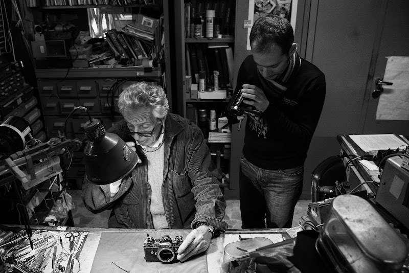 Il digitale e la pellicola di Emanuele Sorrentino
