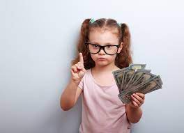 5 Signs You're Spending Too Much Money on Your Kids