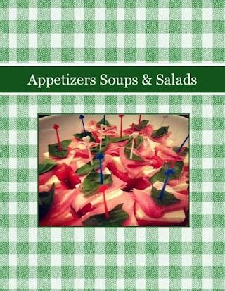 Appetizers    Soups   &  Salads