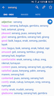 English Indonesian Dictionary - náhled