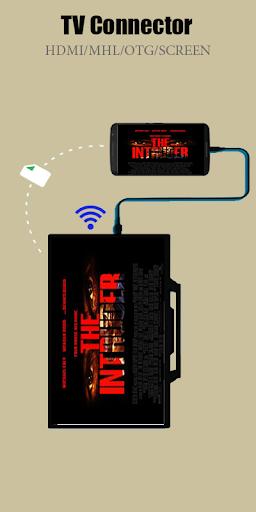 Phone Connect to tv-(usb/hdmi/mhl/otg connector) screenshot 5