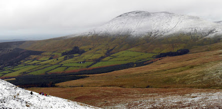 Photo: Saturday C walk. Cush Mountain in the Galtees