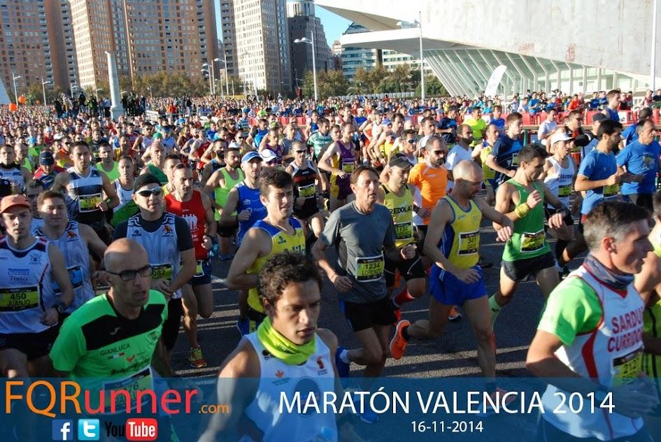 Fotos Maratón de Valencia 2017