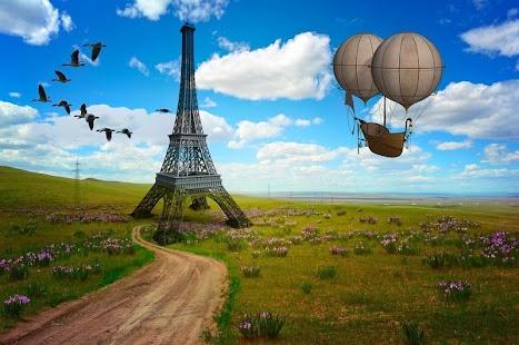 Tour Eiffel Fond D écran For Pc Windows 7 8 10 And Mac Apk