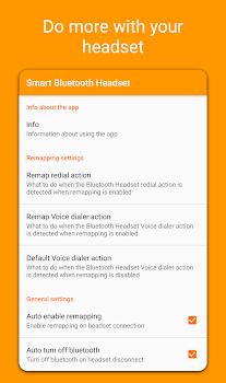 Smart Bluetooth Headset