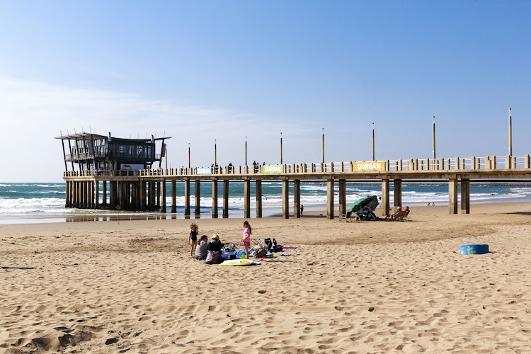 "In the annual travel publication British Airways described Durban as a ""sub-tropical' urban gem offering up-market guesthouses' trendy bars and stylish restaurants overlooking the azure ocean and sweeping beaches."""
