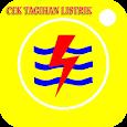 Checks electricity bills postpaid icon