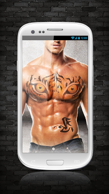 Tattoo Body Photo Editor - screenshot