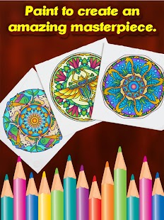 Animal Mandala Coloring Book - Android Apps on Google Play