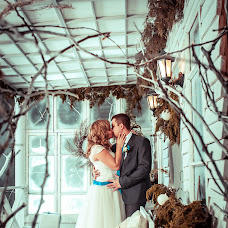 Wedding photographer Anastasiya Khramchikhina (ponochka). Photo of 25.12.2015