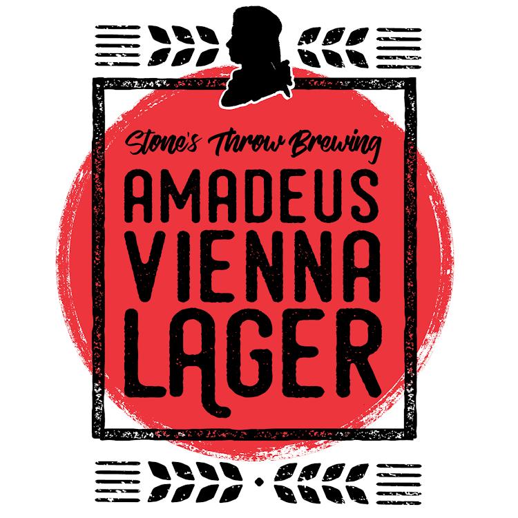 Logo of Stones Throw Amadeus