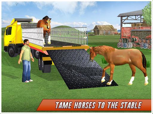 Farm Animal Transport Truck 2.5 screenshots 9