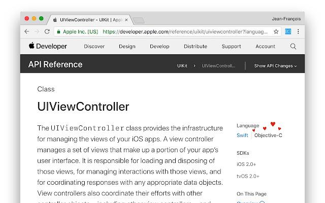 Objective-C Apple Documentation