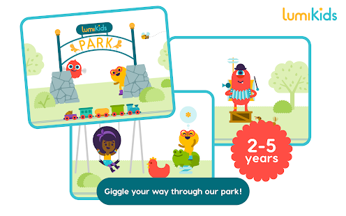 LumiKids Park by Lumosity- screenshot thumbnail