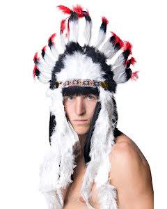 Indianskrud, hövding