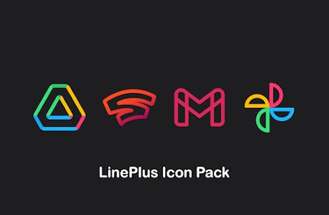 LinePlus Icon Pack 2