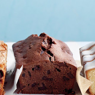Best Ever Double-Chocolate Pound Cake.