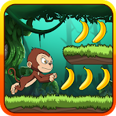 Funky Run - Banana monkey run - Super monkey jump