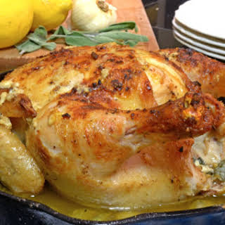 Jamie Oliver's Chicken in Milk Recipe on Platter Talk.