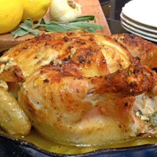 Jamie Oliver's Chicken in Milk Recipe on Platter Talk.