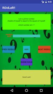 THE RiddLer screenshot