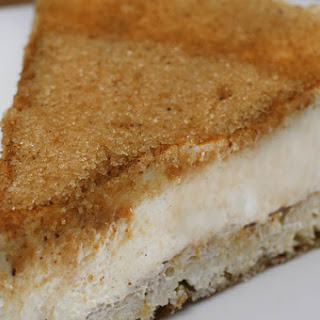 1. Churro Cheesecake