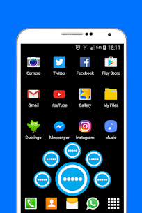 Messenger 1.1 [Mod + APK] Android 3