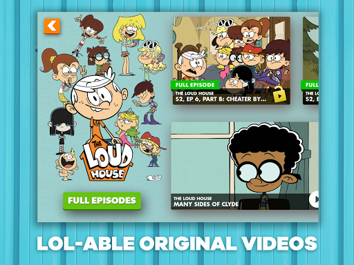 Nickelodeon Play: Watch TV Shows, Episodes & Video screenshot 7