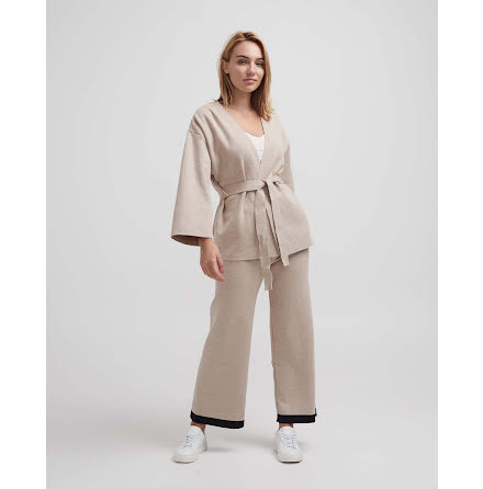 Holebrook Mila pants khaki navy