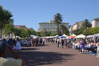 Photo: trh v Bastii