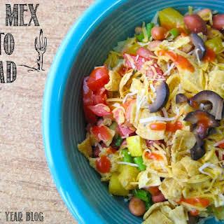Tex Mex Frito Salad.