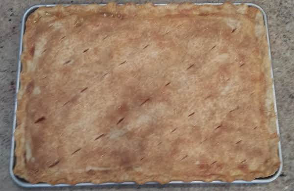 Farmhouse Peach Pie Recipe