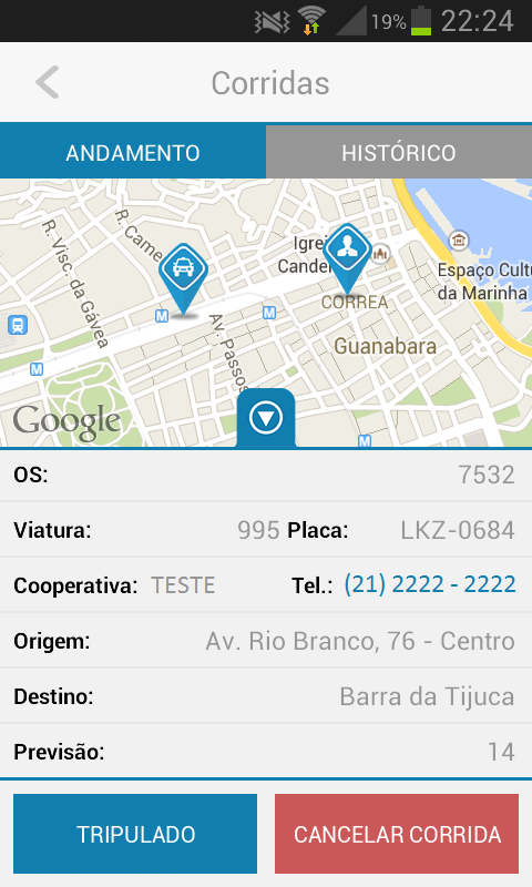 Coopameier Taxi- screenshot